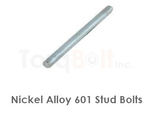 Inconel 601 Stud Bolts