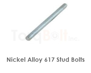 Inconel 617 Stud Bolts