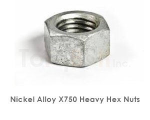 Inconel X750 Nuts