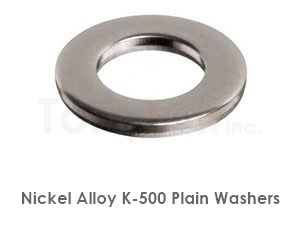 Monel K-500 Washers