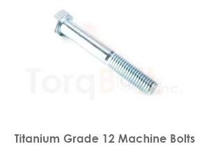 Titanium Grade 12 Bolts | Titanium Bolts | Dealers