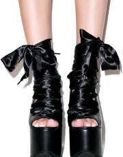 Y.R.U. & Dolls Kill Ballet Bae Platforms