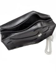 Six Feet Under Leather Purse