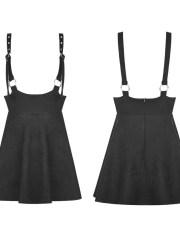 Punk Rave Harness Skirt