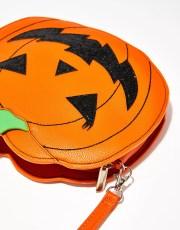 Halloween Jack-O-Ween Lantern Purse