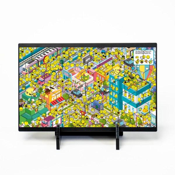 Smileys HEXA 2D Puzzle