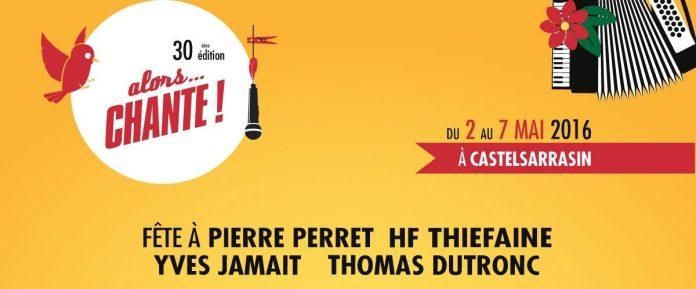 Festival Alors chante ! : nouvelle édition à Castelsarrasin