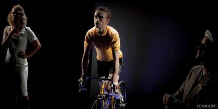 «Anquetil tout seul» au Studio Hébertot
