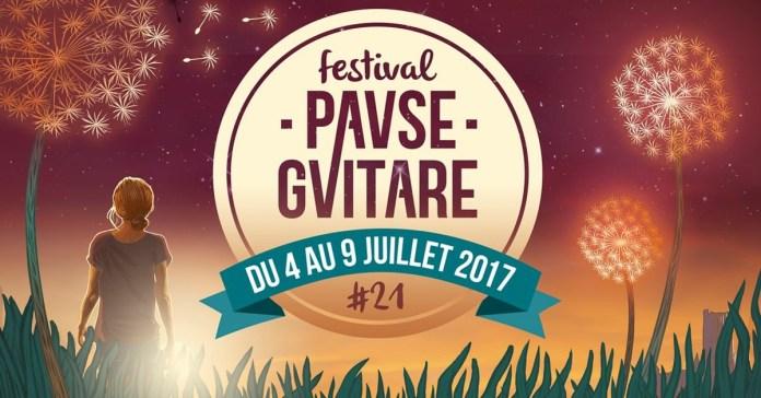 Le Festival Pause Guitare à Albi  du 4 au 9 juillet