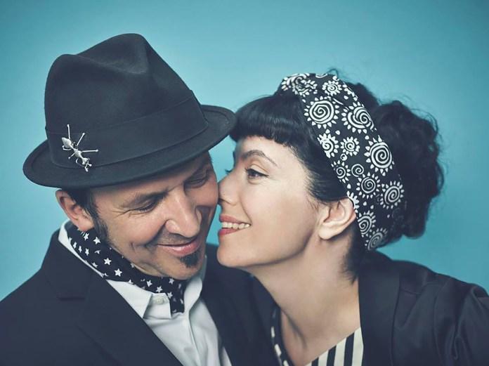 Lili Cros & Thierry Chazelle à L'Olympia