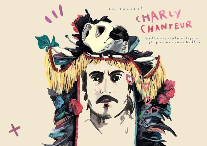 Charly Chanteur, dans le Off d'Avignon