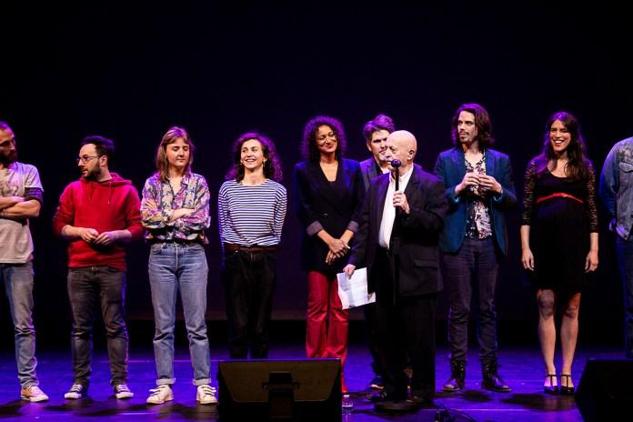 Finale de l'édition 2020 du tremplin «A nos chansons»