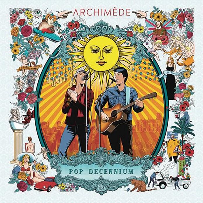 Archimède – Pop decennium