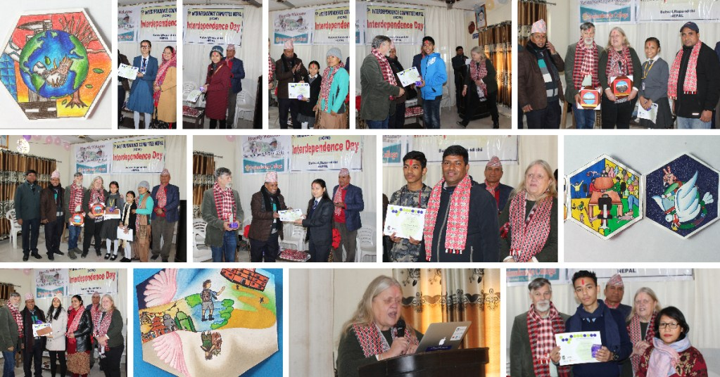 Recognition Event in Butwal, Nepal on January 4,2020
