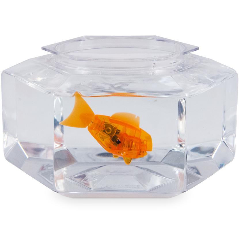 Hexbug Aquabot met vissenkom