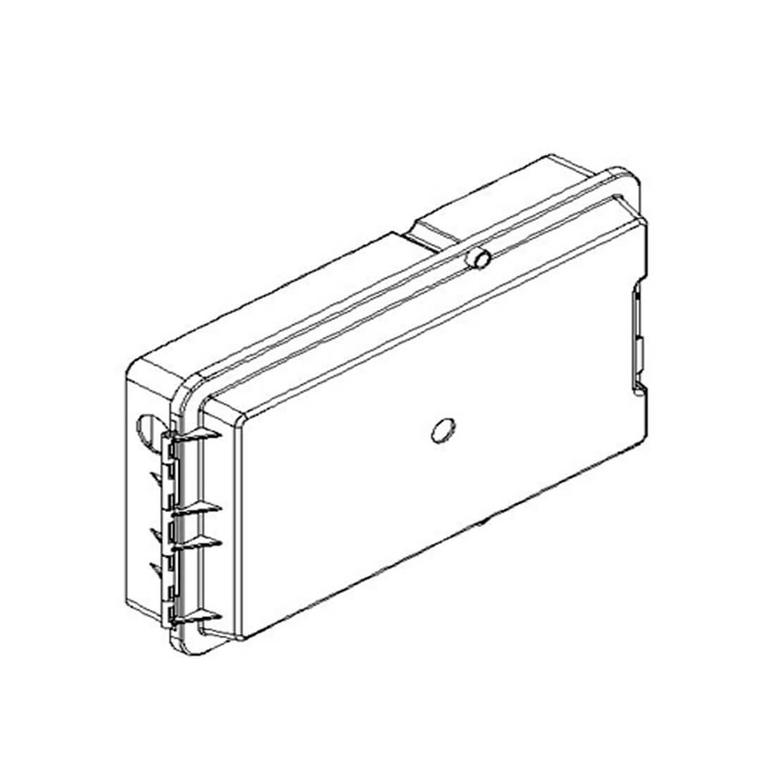 Smart Single Phase Meter Box