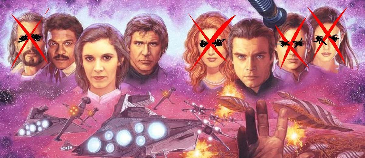 Opinion Legacy Of The Star Wars Expanded Universe