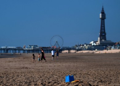 Blackpool Beach 4.1