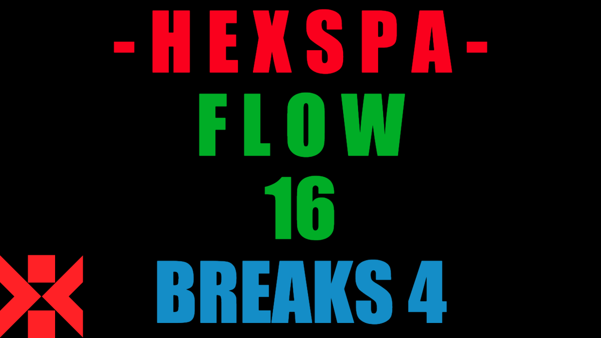 FLOW 16 – Arrival (Break Beats 4)