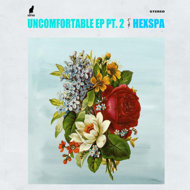 Uncomfortable EP Pt. 1 Art 750