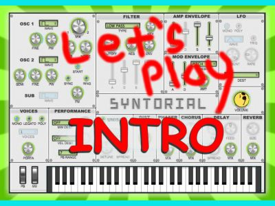 Easy Synth Programming – Intro