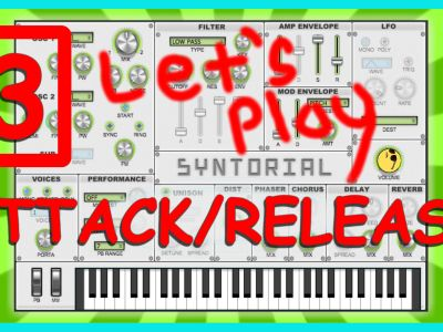 Easy Synth Programming – Attack and Release