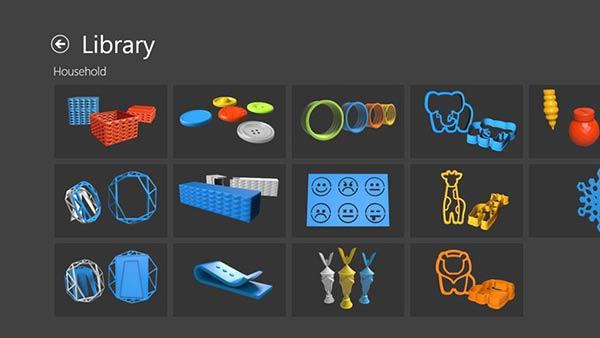 Microsoft 3D Builder printing app released for Windows 8.1 - Software - News - HEXUS.net