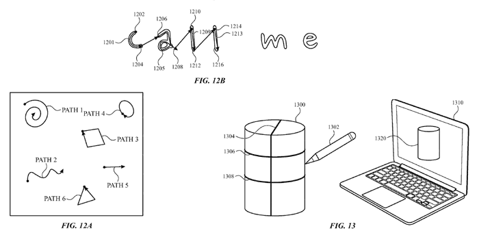Apple patents Pencil for non electronic surfaces