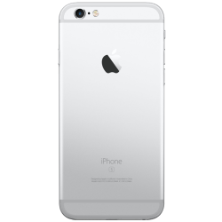 iPhone 6S Silver Traseira