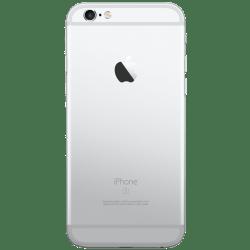 iPhone 6S Silver Traseira