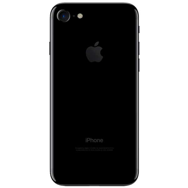 iPhone 7 JetBlack (traseira)