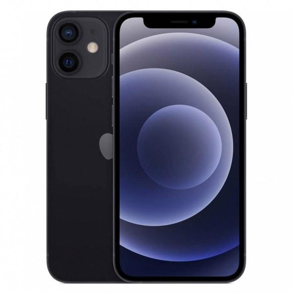 iPhone 12 black dupla