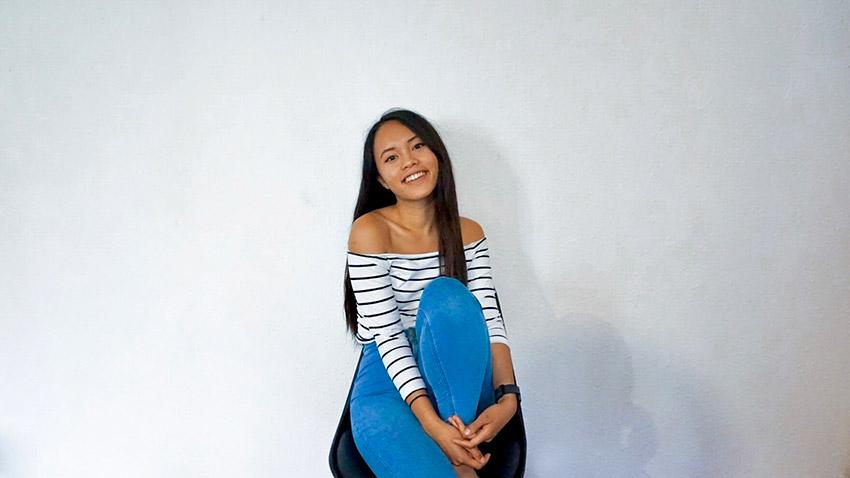 A photo of Pauline