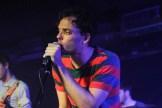 A close-up shot of Pete