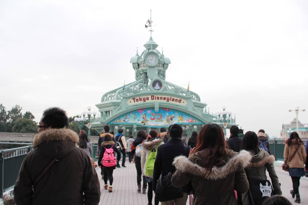 Tokyo Disneyland!