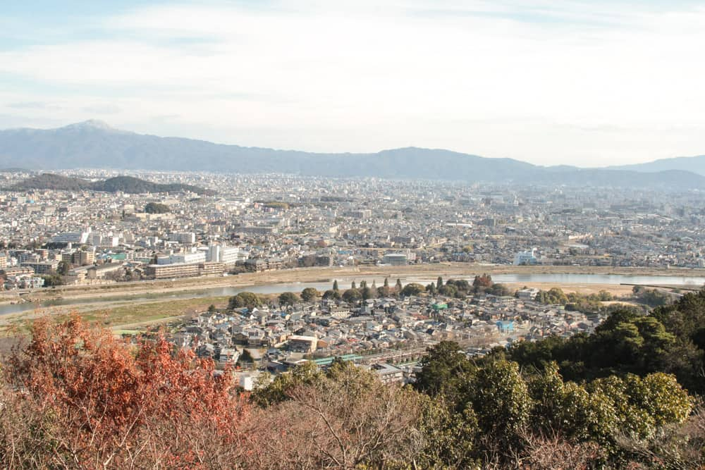 Another view of Arashiyama