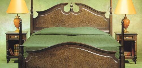 クラシックスタイルを確立する英国王室風寝室コーデ