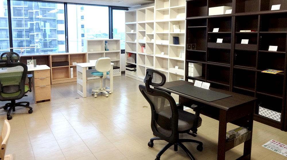 小島工芸の棚物家具