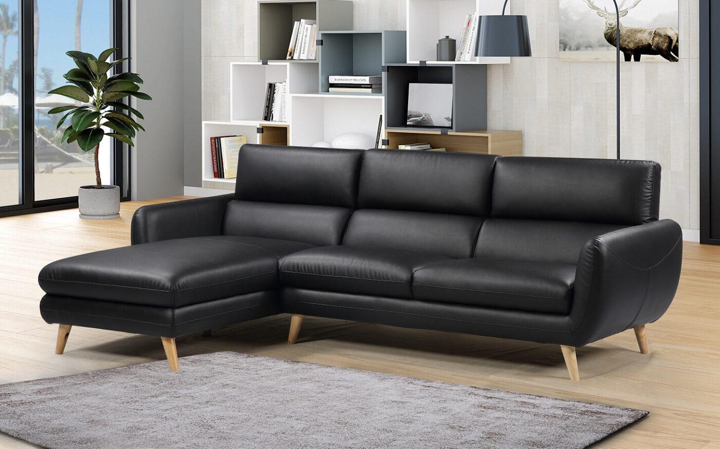 10 Chaiselong Sofaer I Laeder Som Tilforer Eksklusiv Charme Til Stuen