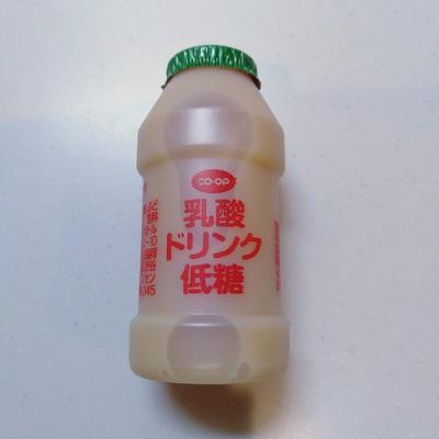 《co-op》乳酸ドリンク(低糖)