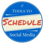 4 Great Tools for scheduling social media