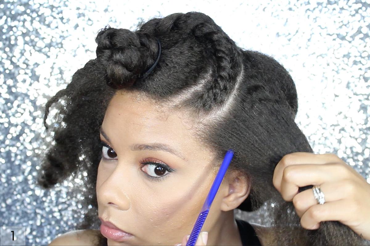 Natural Hair Dresser