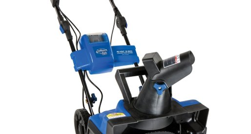Top 10 Cordless Snow Blowers with Rechargeable Lithium-Ion Battery