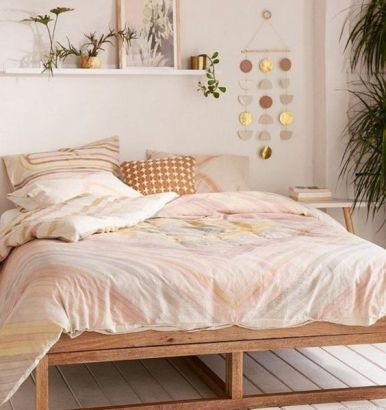 Country Style Bedframe