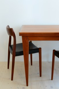 Niels Moller Teak Dining Table