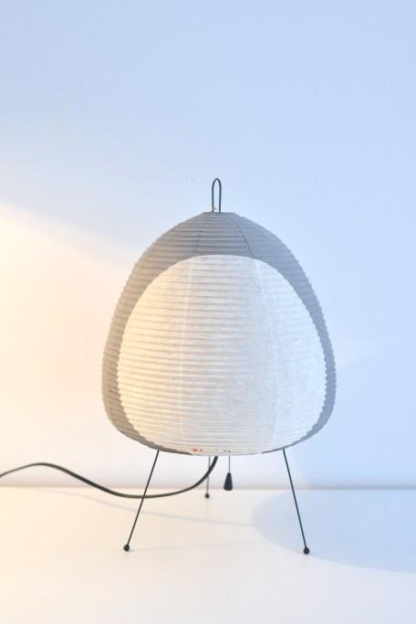 Isamu Noguchi 1AG Akari Paper Lamp 1951-1980s