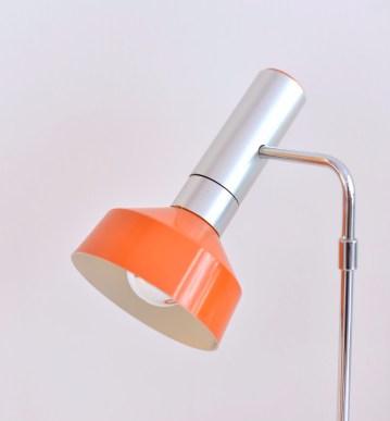 Swiss Desk Lamp by Rico and Rosemarie Baltensweiler 1960