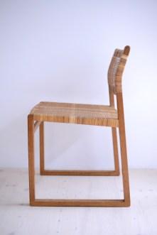 Børge Borge Mogensen Chair BM 61 Fredericia Stolefabrik Denmark 1950s heyday möbel moebel Zurich Zürich Binz
