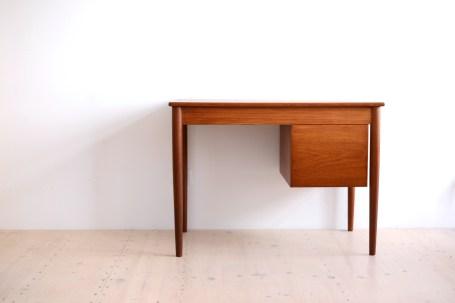 Borge Mogensen Office Desk Teak Denmark 1960s heyday möbel moebel Binz Altstetten Zürich Zuerich Zurich