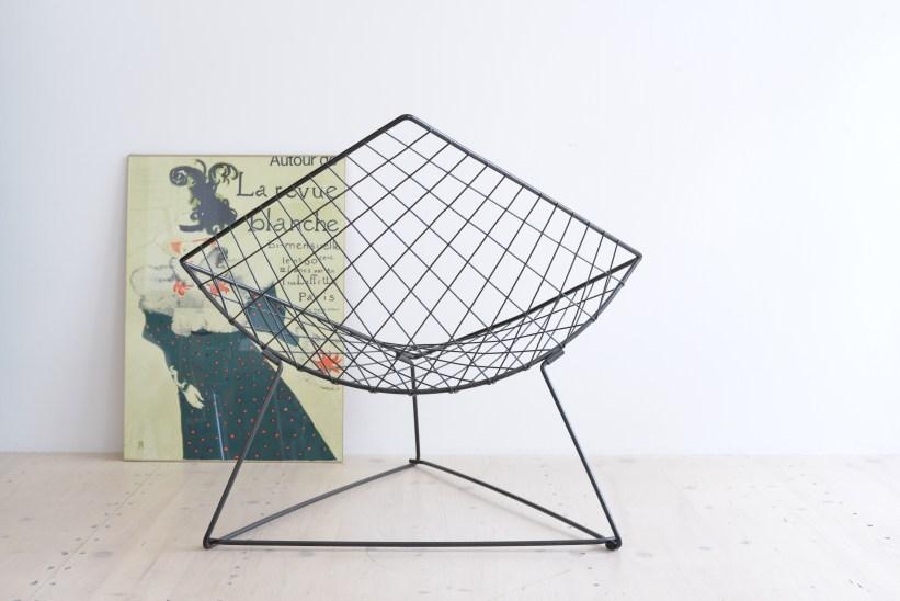 Vintage OTI Chair Niels Gammergaard Ikea heyday möbel moebel Zürich Zurich Binz Altstetten